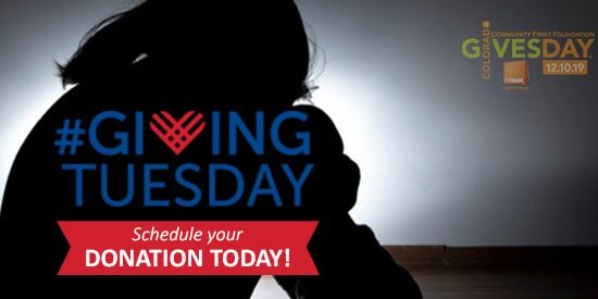 Giving Tuesday at Crossroads Safehouse